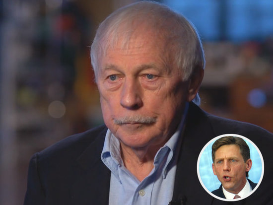 Scientology Founder David Miscavige's Father Speaks Out About Him - as His Son Threatens to Sue