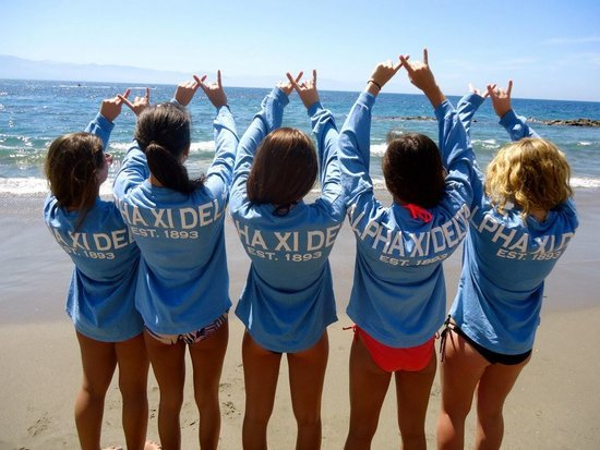 17 Sorority Things You Can't Get Away With After Graduation