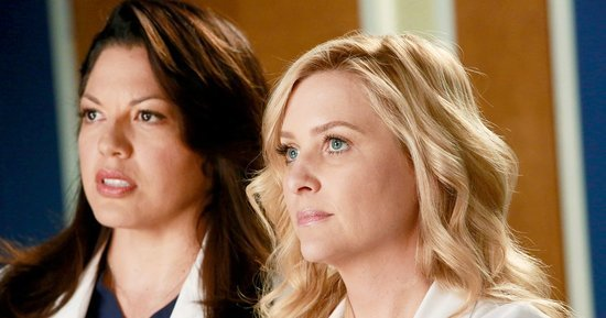 'Grey's Anatomy' Recap: Jackson and April Get Stunning Baby News, Callie and Arizona Force Team to Pick Sides