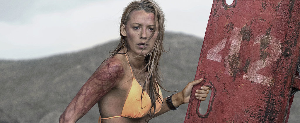 Blake Lively Is a Bloody, Bikini-Clad Mess in These Terrifying Photos From The Shallows