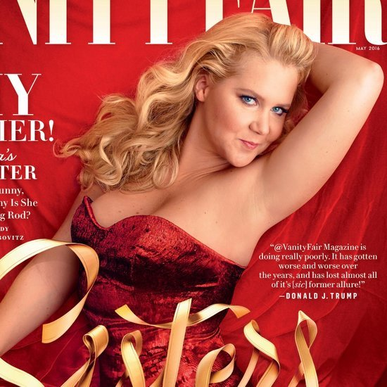Amy Schumer Vanity Fair Interview May 2016