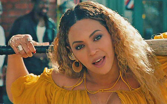 FROM EW: Lemon and Bee Emojis Spike Following Lemonade's Release