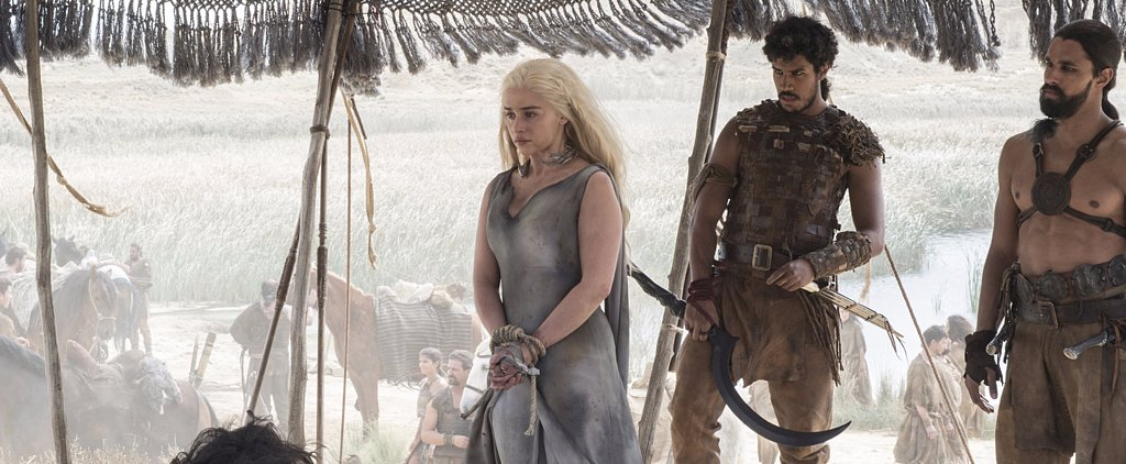The Costumes on Game of Thrones Have Been Surprisingly on Trend