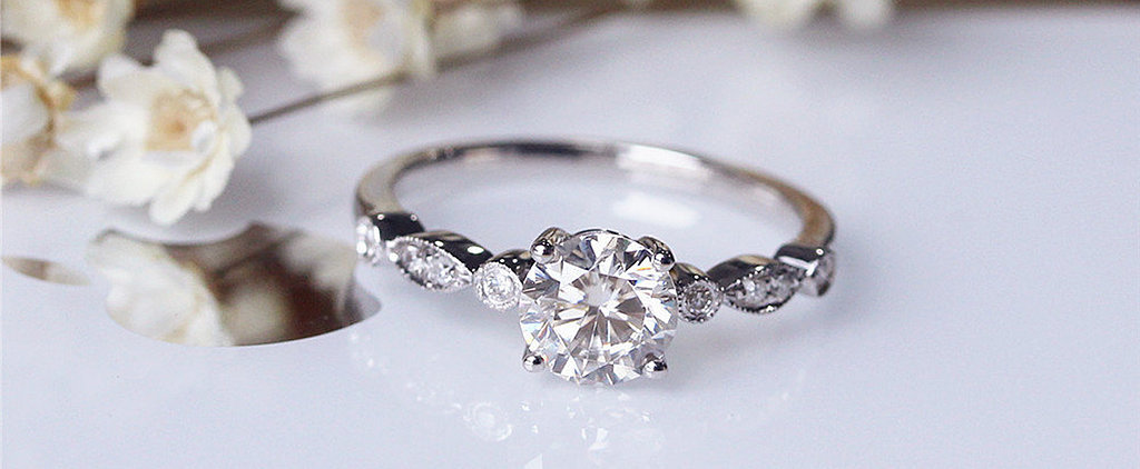 16 Dreamy Engagement Rings You Can Buy on Etsy