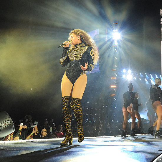 Beyonce Formation Tour Merchandise (Video)