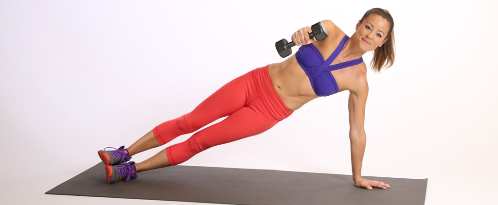 This Move Will Do Serious Work on Your Abs