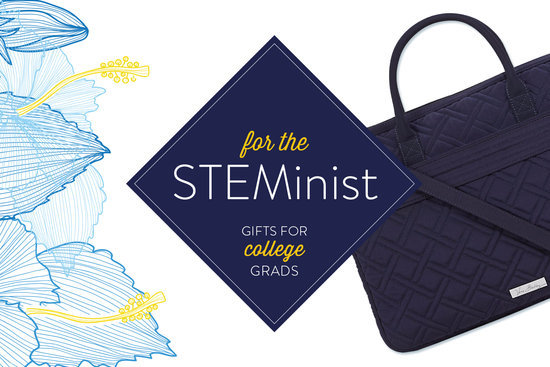 14 College Graduation Gifts for Women in STEM