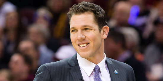 Luke Walton Hired As New Lakers Coach