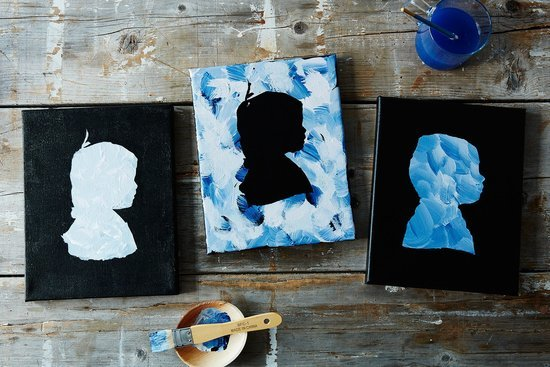 A Way to Make Your Kid's Artwork Wall-Worthy