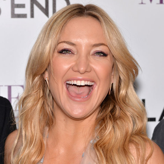 Kate Hudson at Mother's Day Premiere April 2016