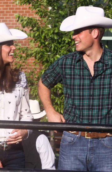 5 Times Will And Kate Were Adorably Normal