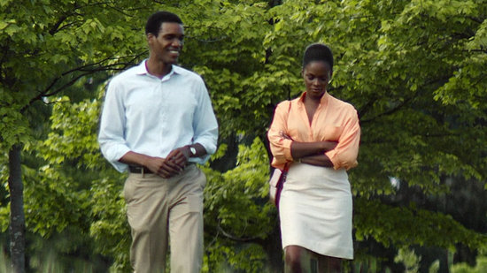 See Barack and Michelle Obama Go on Their Romantic First Date in 'Southside With You'