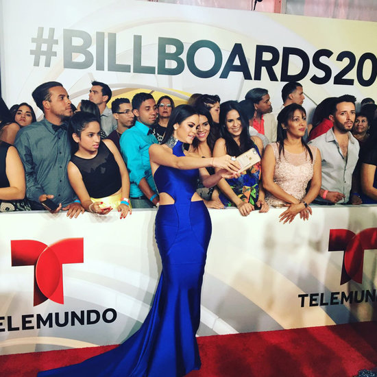 Exclusive! Natti Natasha Shares Behind-the-Scenes Photos From Her Latin Billboards Week