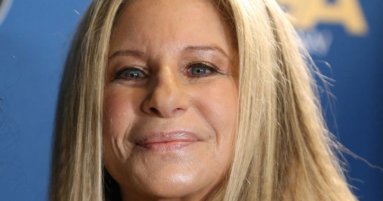 Barbra Streisand Just Received the Best Birthday Present of All Time, and, No, I Am Not Exaggerating