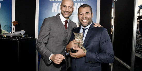 Key And Peele Are Happy To Think About Cute Cats Instead Of Politics