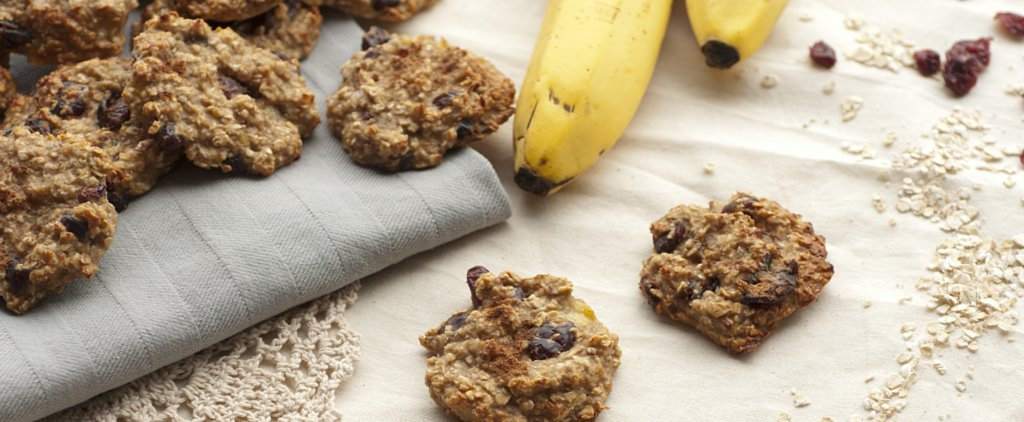 These Banana Bread Cookies Are the Easiest Treats You'll Ever Make