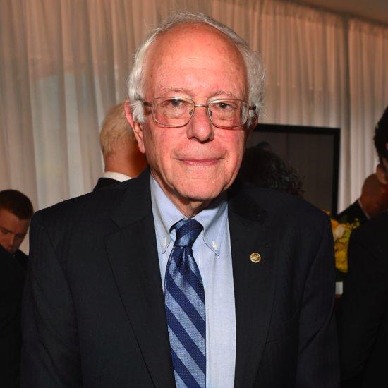 Bernie Sanders at White House Correspondents' Dinner 2016