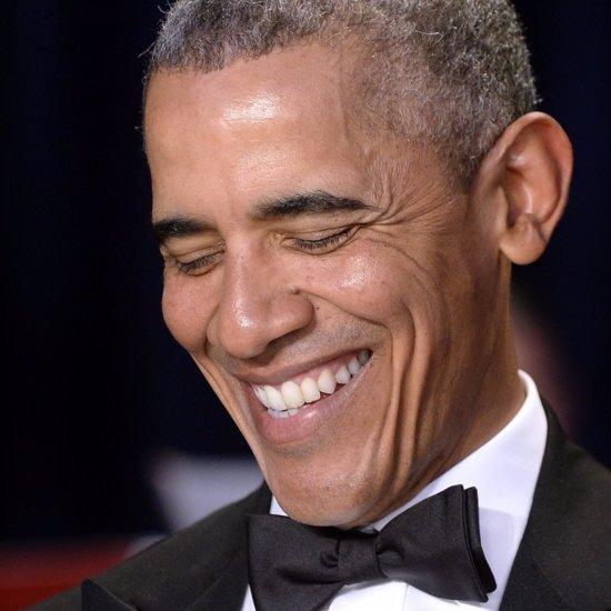 President Obama's White House Correspondents' Speech 2016