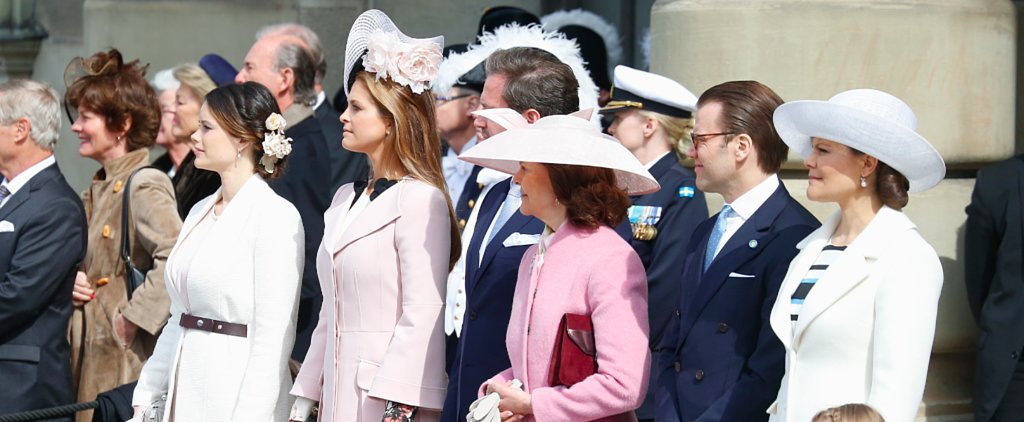 Try as You Might, You Won't Be Able to Pick the Best Dressed Swedish Princess