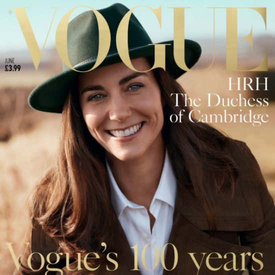 Duchess of Cambridge in British Vogue June 2016