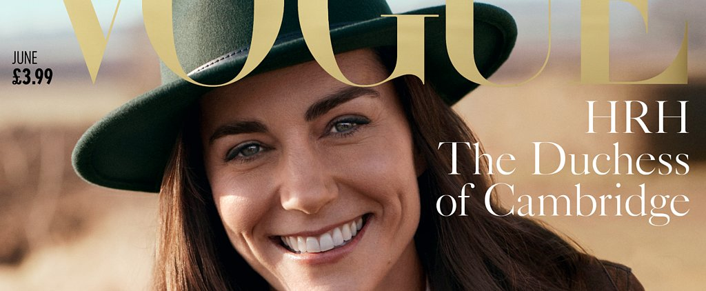 You Should Probably Sit Down Before Viewing The Duchess of Cambridge's Stunning British Vogue Shoot