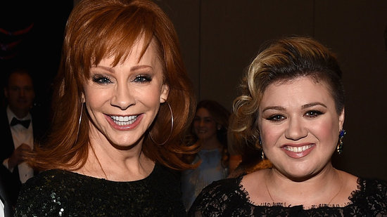 EXCLUSIVE: Reba McEntire Gushes Over Kelly Clarkson's Baby Boy: 'We're Buddies Already!'