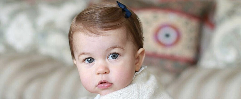 These Gorgeous New Pictures of Princess Charlotte Are the Best Yet