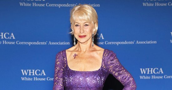 Helen Mirren Pays Tribute to Prince at White House Correspondents Dinner