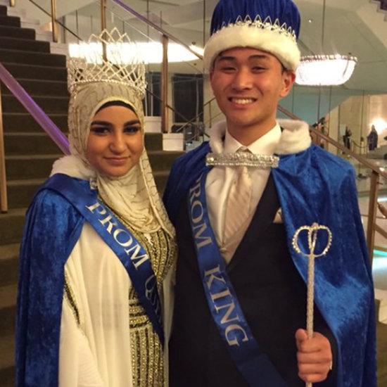 Muslim Teen Wins Prom Queen (Video)