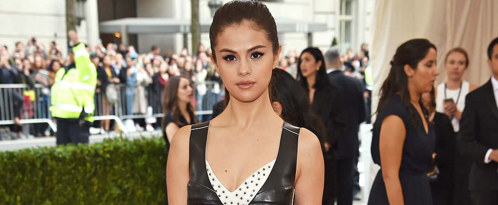 Selena Gomez Went Street Style-Chic For This Year's Met Gala