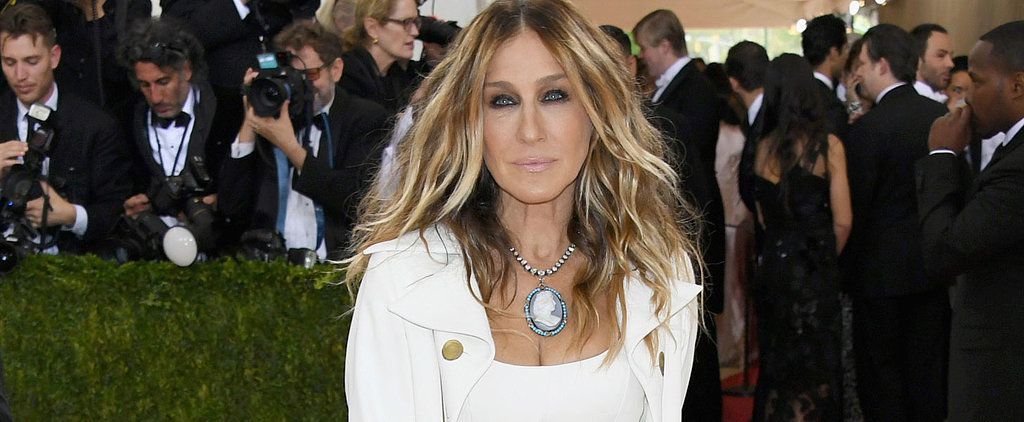 SJP's Met Gala Look Was Way More on Theme Than You Thought