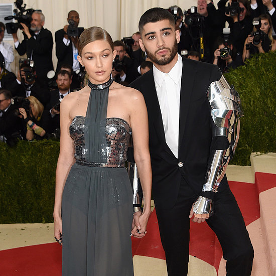 Gigi Hadid's Tommy Hilfiger Dress at Met Gala 2016