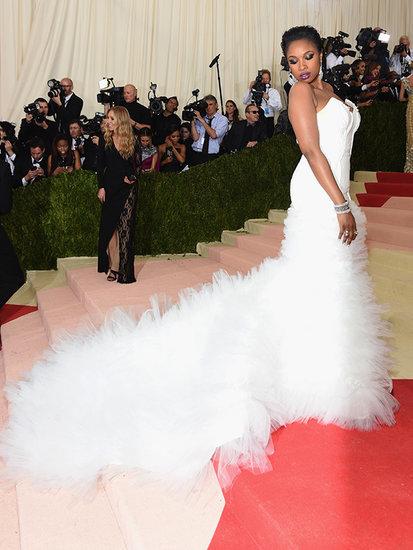 Jennifer Hudson Reveals Why She Chose an H&M Dress for Her Met Gala Comeback