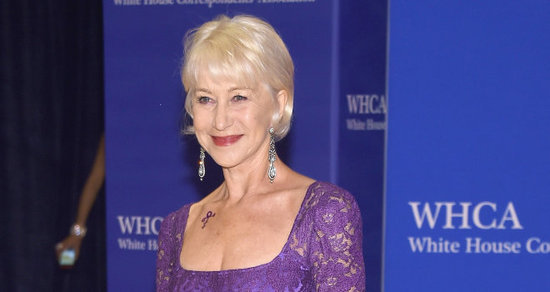 Helen Mirren's Prince Tribute at the White House Correspondents' Dinner Was Perfect