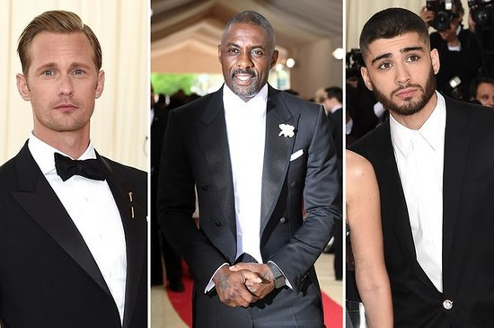 All The Hot Dudes On The Met Gala Red Carpet