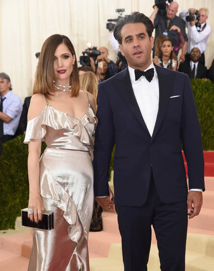 Rose Byrne and Bobby Cannavale at the 2016 MET Gala