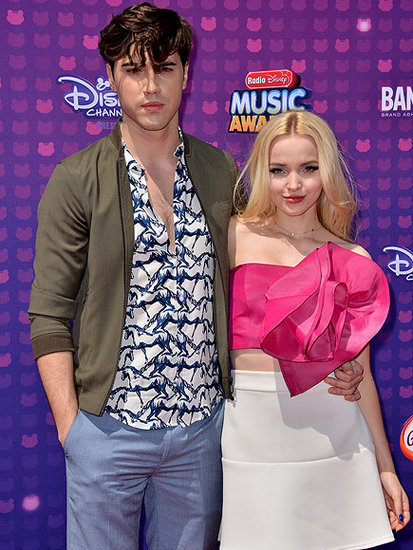 Ryan McCartan and Dove Cameron Hit the Radio Disney Music Awards Red Carpet Two Weeks After Getting Engaged