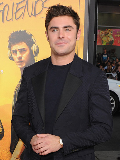 Newly Single Zac Efron on What Makes Him Happy: 'Find What You Love'