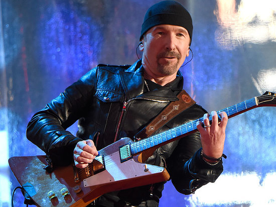 WATCH: U2 Guitarist The Edge Performs Acoustic Set at the Sistine Chapel