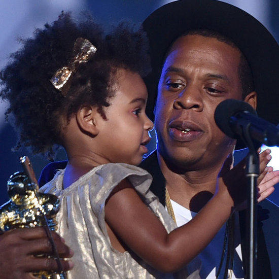 Jay Z and Blue Ivy Carter Dancing at Beyonce Concert Video