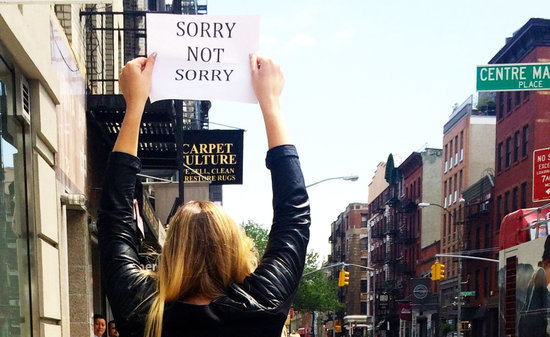 I Stopped Saying Sorry for a Week, And It Was Harder Than I Ever Imagined