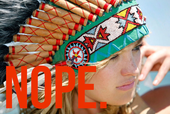 I Called Out My Friend for Appropriating Native American Culture, And She Still Doesn't Get It