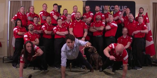 Justin Trudeau Has A Hilarious Message For The Royal Family, Obamas Ahead Of Invictus Games