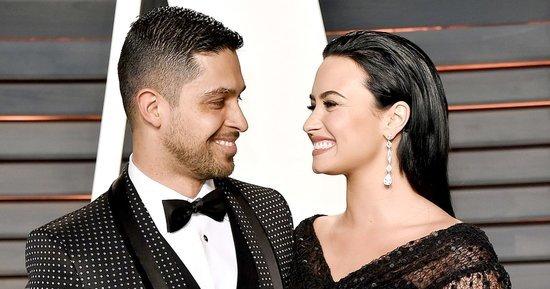 Demi Lovato Gushes About 'Manly' Boyfriend Wilmer Valderrama: He 'Loves So Hard'