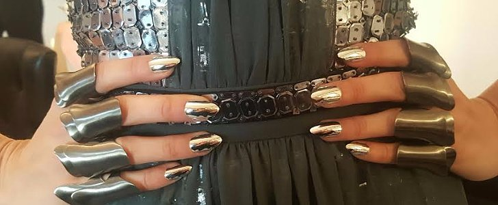 See All of the Best Nail Art and Chic Manicures From the Met Gala