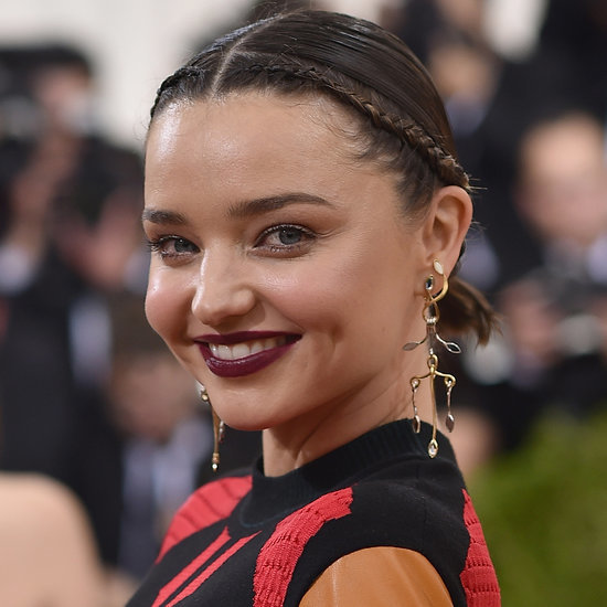 The Makeup Miranda Kerr Wore at the Met Gala 2016