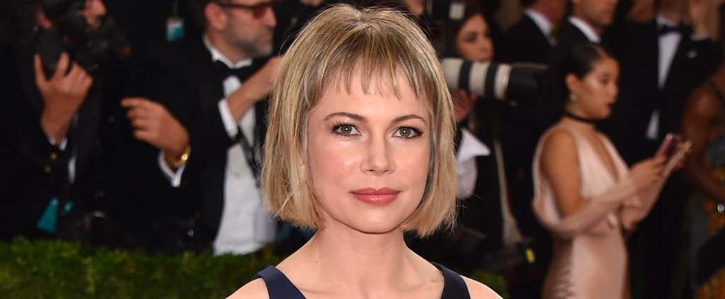 Michelle Williams Debuts Short, Bronde Hair, Plus More Star Style Changes!
