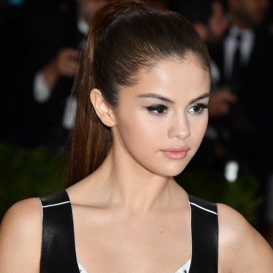 Selena Gomez's Makeup at Met Gala 2016