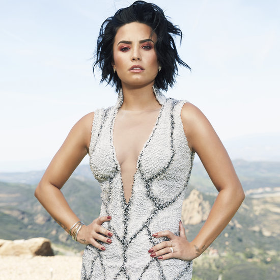 Demi Lovato on Latina's June/July 2016 Cover