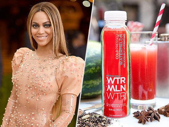 Move Over, Lemonade! Beyoncé Is Investing in Watermelon Water